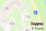Схема проезда до компании Паола в Черноголовке