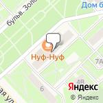 Магазин салютов Черноголовка- расположение пункта самовывоза
