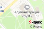 Схема проезда до компании Магазин цветов в Черноголовке