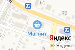 Схема проезда до компании Магнит в Холмской