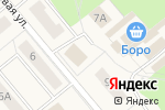 Схема проезда до компании Золушка в Черноголовке