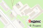 Схема проезда до компании Ветеринарная клиника в Черноголовке