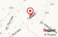 Схема проезда до компании Детский сад №16 в Холмской