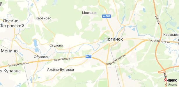 Оселок на карте