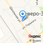 Магазин мелкой бытовой техники на карте Донского