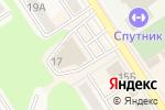 Схема проезда до компании Магазин детской одежды в Донском