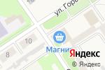 Схема проезда до компании Магазин по продаже мяса в Донском