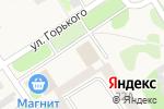 Схема проезда до компании Магазин цветов в Донском