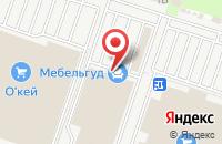 Схема проезда до компании Шатура в Ногинске