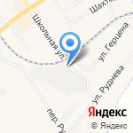 Северо-Задонский экспериментальный завод на карте Донского