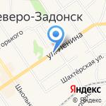 Магазин товаров для сада и огорода на карте Донского