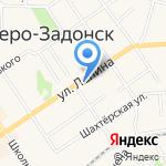 Арт-Потолок на карте Донского