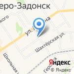 Рынки МО г. Донской на карте Донского