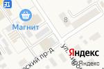 Схема проезда до компании Рынки МО г. Донской, МУП в Донском