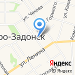 Анастасия на карте Донского
