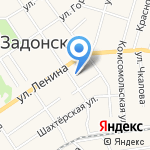 Центр образования №4 на карте Донского