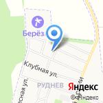 Рудневская сельская амбулатория на карте Донского