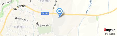 Транзит на карте Холмской