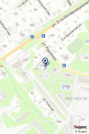 АВАРИЙНО-ДИСПЕТЧЕРСКАЯ СЛУЖБА НОГИНСКАЯ ЭЛЕКТРОСЕТЬ на карте Ногинска