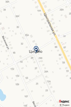 САДОВОДЧЕСКОЕ ТОВАРИЩЕСТВО ФАУСТОВО-2 на карте Воскресенска