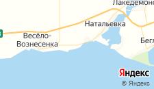 Отели города Рожок на карте
