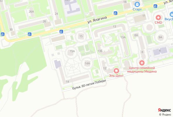 купить квартиру в ЖК Новое Ялагино