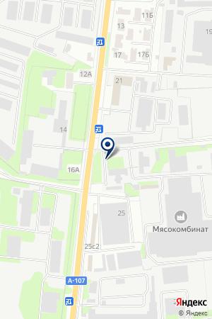 Z-PAKM на карте Ногинска