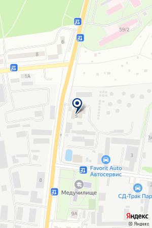 НЕФТОГАЗ-СТРОЙ на карте Ногинска