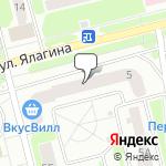 Магазин салютов Электросталь- расположение пункта самовывоза