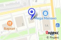 Схема проезда до компании МАГАЗИН БЫТОВОЙ ТЕХНИКИ ДОМОТЕХНИКА в Электростали