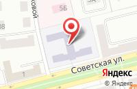 Схема проезда до компании Эльконон в Электростали