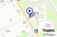 Схема проезда до компании ОХРАННОЕ ПРЕДПРИЯТИЕ ТЕХНОПОЛИС-ОМЕГА в Ногинске
