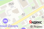 Схема проезда до компании Интерскол в Ногинске