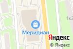 Схема проезда до компании Додо Пицца в Электростали