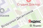 Схема проезда до компании Геокад Сервис в Ногинске