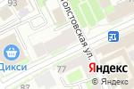 Схема проезда до компании Отдел службы судебных приставов в Ногинске