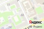 Схема проезда до компании МосОблЕИРЦ в Ногинске