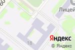 Схема проезда до компании Средняя общеобразовательная школа №18, МОУ в Белоозёрском