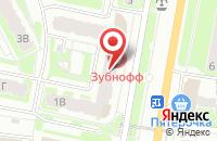 Схема проезда до компании Воскресенское в Ногинске
