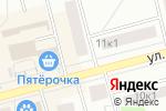 Схема проезда до компании Аладдин в Электростали