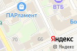 Схема проезда до компании На Соборной в Ногинске