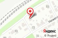 Схема проезда до компании Инжстройкомплект в Ногинске