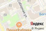 Схема проезда до компании Парикмахерская Жариновой в Ногинске