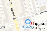 Схема проезда до компании АЛКОSHOP в Электростали
