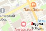 Схема проезда до компании У Евы в Ногинске