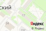 Схема проезда до компании Почтовое отделение №140250 в Белоозёрском