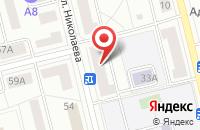 Схема проезда до компании Престиж-Строймаркет в Электростали