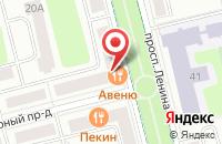 Схема проезда до компании Новости недели в Электростали