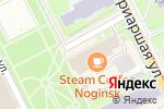 Схема проезда до компании Геосервис+ в Ногинске