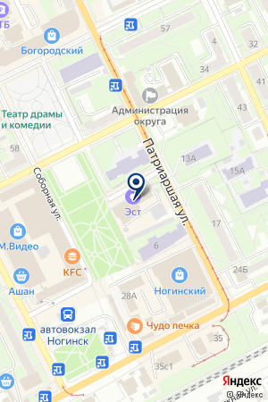 WEB-UNITY, СОЗДАНИЕ САЙТОВ на карте Ногинска